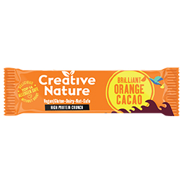 Creative Nature - Protein - Cacao Orange Flapjack - 16x40g