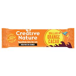 Creative Nature - Protein - Brilliant Orange Cacao - 16x40g