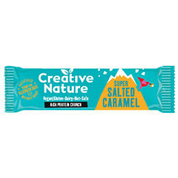 Creative Nature - Protein - Super Salted Caramel - 16x40g