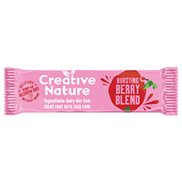 Creative Nature - Energy - Goji Goodness Flapjack - 20x38G