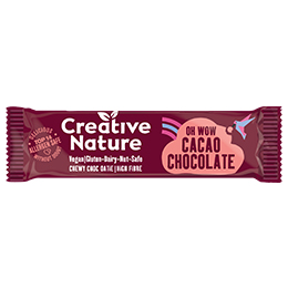 Creative Nature - Oh Wow Cacao Chocolate - 20x38g