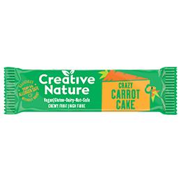Creative Nature - Crazy Carrot Cake - 20x38g