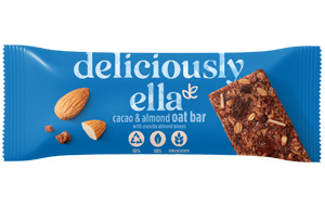 Deliciously Ella Oat Bar - Cacao & Almond - 16x50g
