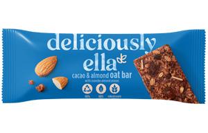 Deliciously Ella Oat Bar - Cacao & Almond - 16x50g