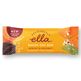 Deliciously Ella Oat Bar - Apricot & Coconut - 16x50g