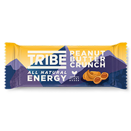 Tribe - Infinity Energy - Peanut Butter Crunch - 16x50g