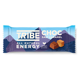Tribe - Infinity Energy - Chocolate Salt Caramel - 16x50g