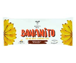 Bananito Bar - Original Dried Banana - 15x40g