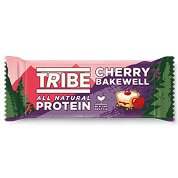 Tribe - Vegan Protein - Cherry Bakewell - 16x46g