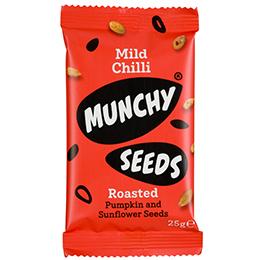 Munchy Seeds - Choccy Apricot - 12x25g