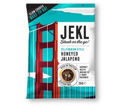 JEKL - Steak on the Go - Honeyed Jalapeno - 12x25g