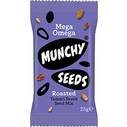 Munchy Seeds - Mega Omega - 12x25g