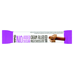 Diablo - No Added Sugar Milk Chocolate Wafer - 24x30g