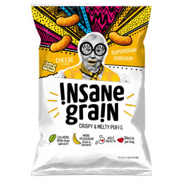 Insane Grain - Cheese (Vegan) - 16x24g