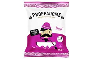 Proppadoms - Duck & Plum - 12x25g