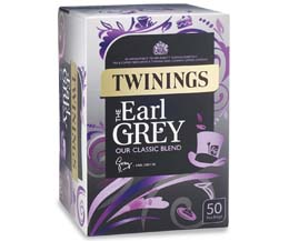 Twinings Enveloped - Earl Grey - 6x50
