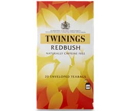 Twinings Enveloped - Redbush - 4x20