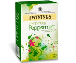 Twinings Enveloped - Peppermint - 12x20