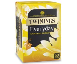 Twinings Enveloped - Everyday Tea - 6x50
