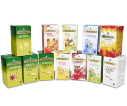 Twinings Enveloped - Infusions - New Variety Pack - 12x20