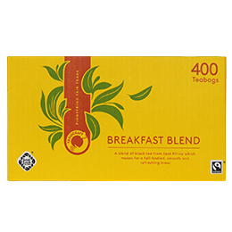 Traidcraft - F/T Breakfast Blend Teabags - 1x400