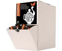Clipper Enveloped - 250's - Fairtrade Everyday Black Tea - 1x250