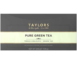 Taylors Tea - Pure Green Tea (Bags) - 1x100