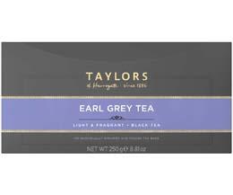 Taylors Tea - Earl Grey (Bags) - 1x100