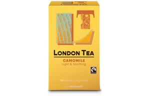 London Tea Company - Pure Chamomile - E,S&T - 6x20