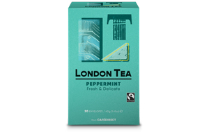 London Tea Company - Pure Peppermint - E,S&T - 6x20