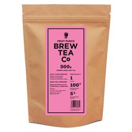 Brew Tea - Loose Leaf - Fruit Punch - 1x500g