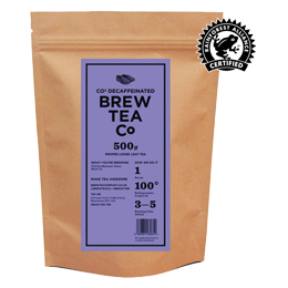 Brew Tea Loose Leaf - Co2 Decaffeinated - 1x500g