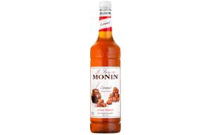 Monin - Plastic - Caramel Syrup - 1x1L