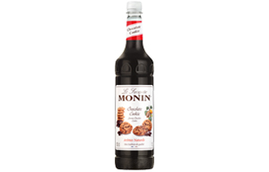 Monin - Plastic - Chocolate Cookie Syrup - 1x1L