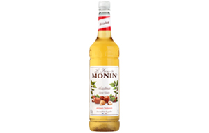 Monin - Plastic - Hazelnut Syrup - 1x1L