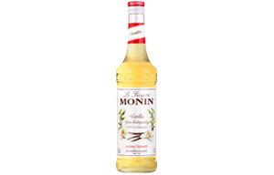 Monin - Glass - Vanilla Syrup - 1x700ml