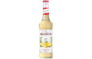 Monin - Glass - Lemon Syrup - 1x700ml
