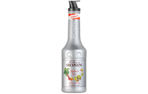 Monin - Plastic - Rhubarb Puree - 1x1L