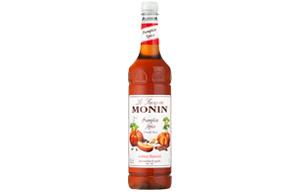 Monin - Plastic - Pumpkin Spice Syrup - 1x1L