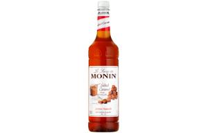 Monin - Plastic - Salted Caramel Syrup - 1x1L