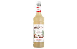 Monin - Glass - Coconut Syrup - 1x700ml
