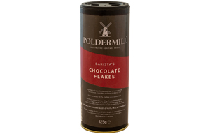 Chocolate Flakes Shaker Mill - 1x125g