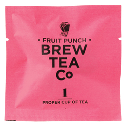 Brew Tea Enveloped - Fruit Punch - 1x100 Box
