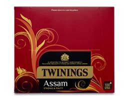 Twinings S&T - Assam - 6x100