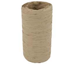 Raffia Roll - Beige - 5Mm x 200M - Raf/Kr