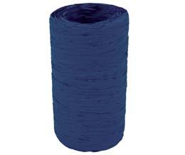 Raffia Roll - Blue - 5Mm x 200M - Raf/Nb